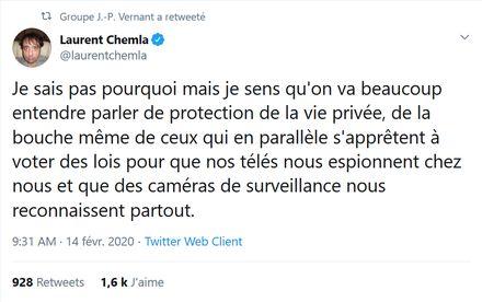 Screenshot_2020-02-14 Laurent Chemla sur Twitter Je sais pas pourquoi mais je sens qu'on va beaucoup entendre parler de pro[...]