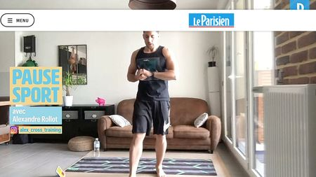 Screenshot_2020-03-23 VIDÉO Pause Sport prenez 30 minutes pour vous remettre en forme