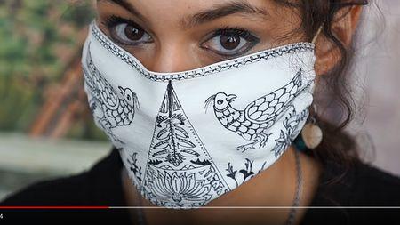 Screenshot_2020-05-01 Covid 19 comment fabriquer et décorer son masque alternatif inspiré de l'art du monde arabe