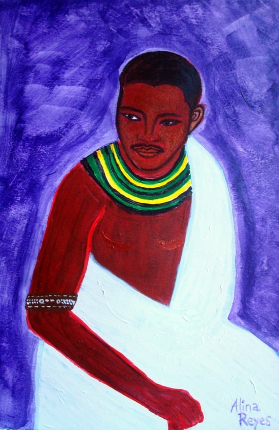 Mandela boxeur