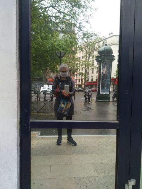 Aujourd'hui à Paris, photos Alina Reyes