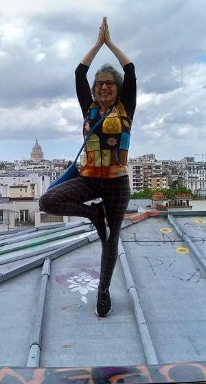 23 mai 2020, sur les toits de Paris