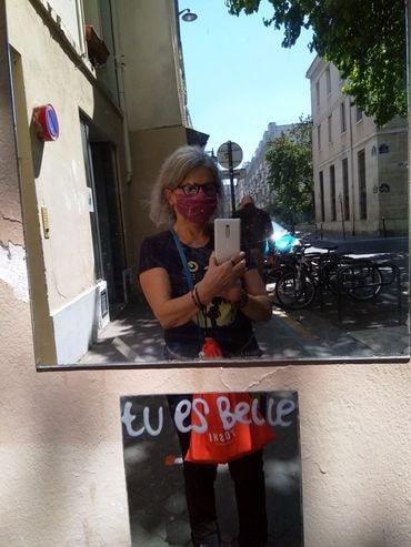 Hier à Paris 13e et 5e, photos Alina Reyes