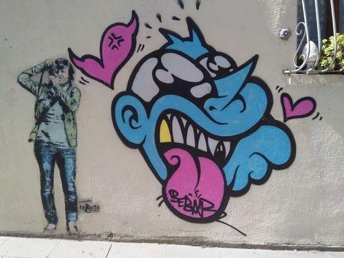 street art etc. 20-min