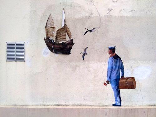 street art etc. 25-min