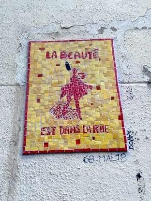 street art etc. 45-min