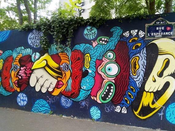 street art etc. 50-min
