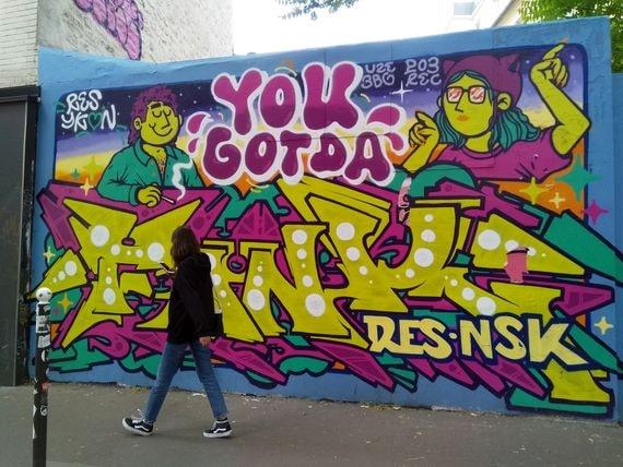 street art etc. 52-min