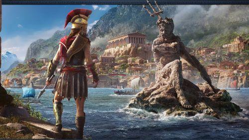image du jeu vidéo Assassin's Creed Odyssey