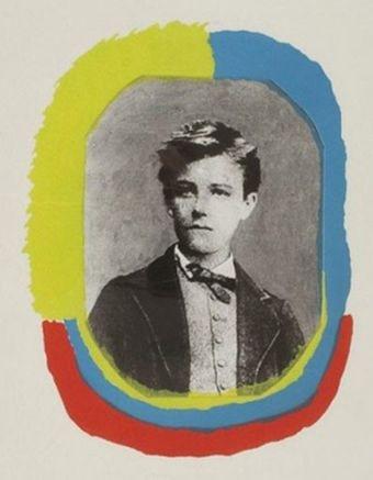 Arthur Rimbaud par Sonia Delaunay