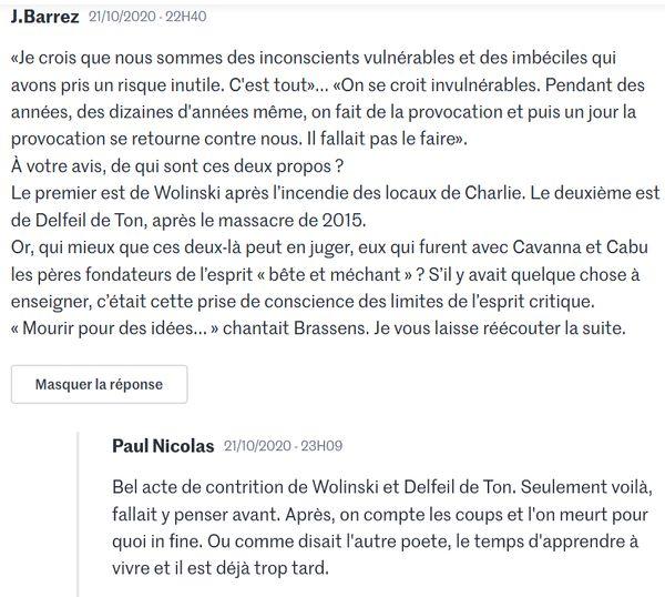 Screenshot_2020-10-22 Contributions - Attentat de Conflans quatre personnes, dont deux mineurs, mises en examen pour « comp[...]