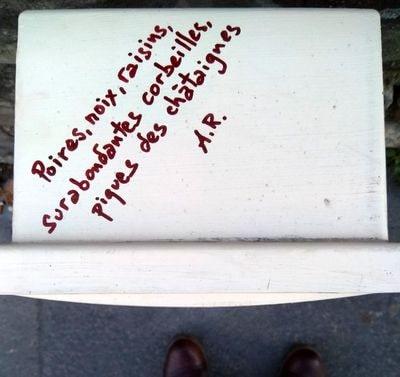 haikus dans la rue 15-min