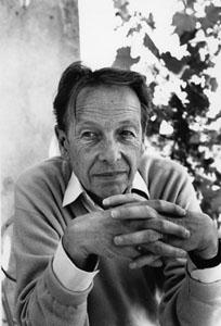 Philippe Jaccottet (1991) par Erling Mandelmann