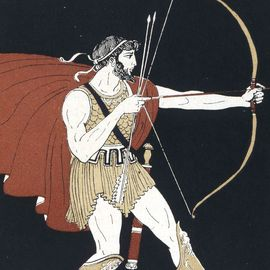 Ulysse-courbe-eclatant-terrible-illustration-1914-Andre-Bonamy
